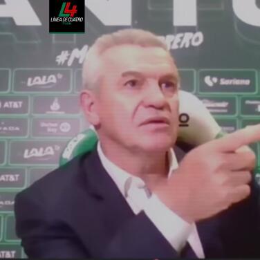 """Vasco detiene conferencia por exceso de personas: """"Son un chingo"""""""