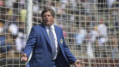 """Miguel Herrera: """"Les tocó al fin ganar un partido"""""""