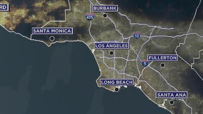 Mucho calor y cielos soleados para la tarde de martes en Los Ángeles