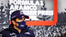 'Checo Pérez' habló de su posible unión con Red Bull en 2021
