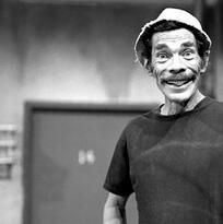 Nieto de Don Ramón desata nostalgia con fotografía inédita del elenco de 'El Chavo del 8'