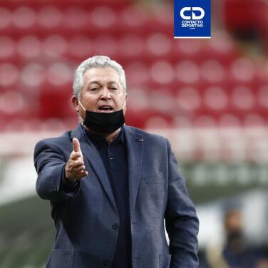 Vucetich cree que Chivas va en alza para enfrentar al América