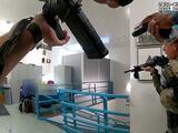 Así confrontó el primer equipo táctico al autor de la masacre que dejó 10 muertos en San José