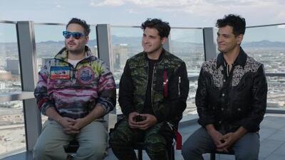 La banda Reik se sincera en entrevista con Ramos y revela lo que piensan de López Obrador