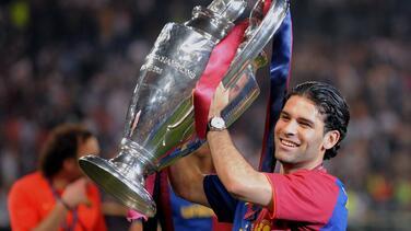 ¡Se acerca! Rafa Márquez se reúne con directiva del Barça