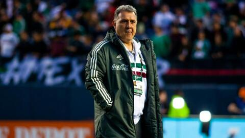 Gerardo Martino destacó la predisposición y la intensidad de México en el triunfo ante Chile
