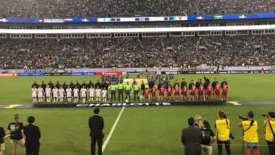 3 a 2 vence México a Martinica