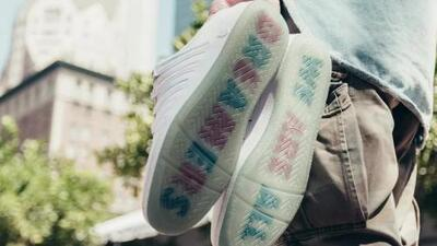 Shoe brand K-Swiss releases limited edition dreamers sneakers to help fund DACA renewal forms