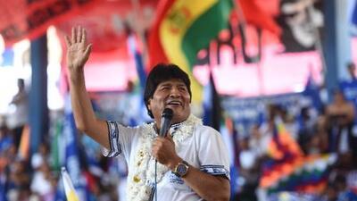 El presidente Evo Morales buscará un cuarto mandato en Bolivia, desafiando a la constitución