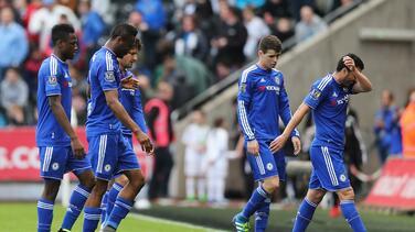 Swansea City 1-0 Chelsea: Sigurdsson corta racha del Chelsea y lo aleja más de Europa