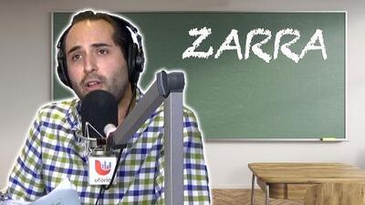 ¿Qué significa la palabra Zarra?