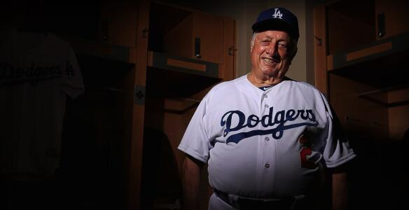 Lasorda nunca olvidó a los fans mexicanos de Dodgers