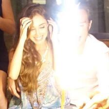 Así festejó Anahí su cumpleaños número 33