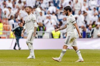 ¿Crisis en Real Madrid?: controversial mensaje de Isco a Sergio Ramos en redes sociales