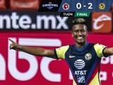 América vence a Xolos en Tijuana por primera vez desde el 2015