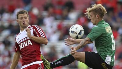 River, Boca y San Lorenzo se alejan del título en Argentina