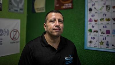 The deportees who want to 'Make El Salvador Great Again'