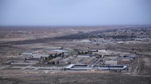Atacan con cohetes una base militar con tropas estadounidenses en Irak