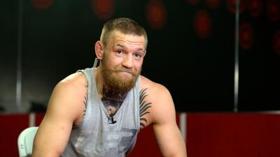 Conor McGregor podría tener sus días contados como campeón ligero de UFC