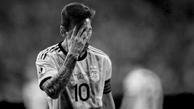 El ocaso de Lio Messi