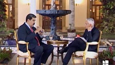 EXCLUSIVE: Univision retrieves copy of Jorge Ramos' interview with Nicolas Maduro