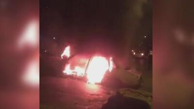 Con llantas quemadas y caos: así se adelanta en Venezuela las manifestaciones previas contra Maduro