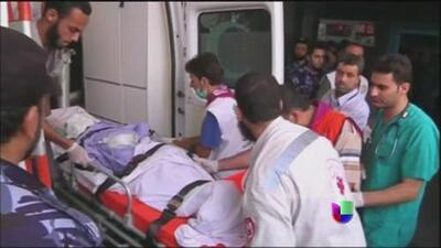 El Consejo de Seguridad de la ONU convoca a reunión por violenta jornada en Gaza