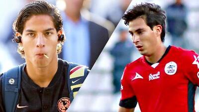 ¡Duelo de hermanos en la J8! Diego y Mauro Lainez se enfrentarán en el América vs. Lobos BUAP