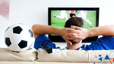 Ver fútbol podría ser tan beneficioso como jugarlo, según estudio