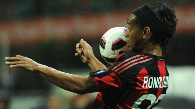 """Ronaldinho: """"Dios me dio el don del futbol"""""""