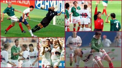 Los 10 momentos que marcaron la rivalidad entre México y Estados Unidos