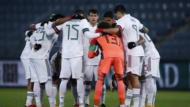 ¡México vuelve al top ten del ranking de la FIFA tras nueve años!