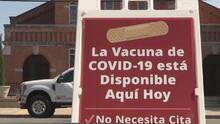Recibe la vacuna contra el coronavirus este martes al oeste de San Antonio