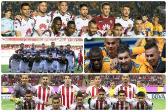 Así se jugarán los octavos de final de la Liga de Campeones de la Concacaf