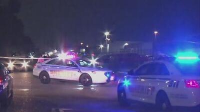 Un hombre muerto, el saldo de un tiroteo durante un intento de robo en el noroeste Houston