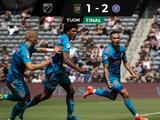 Carlos Vela volvió a la titularidad en la derrota del LAFC