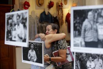 """""""Nuestros hijos nunca van a ser olvidados"""": así es el museo que exhibe los rostros de las víctimas de las protestas en Nicaragua (fotos)"""