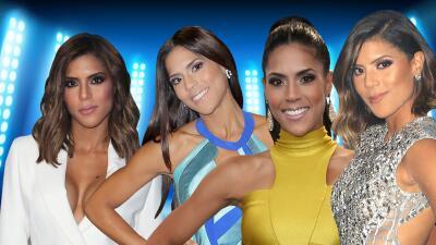 De 2015 a 2017: así se lució Francisca Lachapel en sus únicas tres apariciones en Premios Juventud
