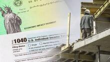 """IRS envía pagos """"plus-up"""" del estímulo económico a miles de personas: esto debes saber en California"""