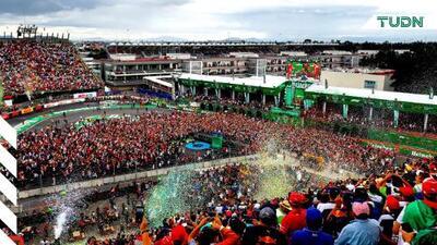 Gran Premio de México: Mejor Experiencia Deportiva del Mundo