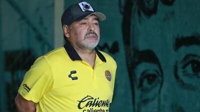 Maradona promete no callar sus opiniones políticas y dice que aún quiere viajar a EEUU pero no para conocer a Trump