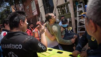¿Funcionó la alerta sísmica en Ciudad de México durante el terremoto de 7.1?