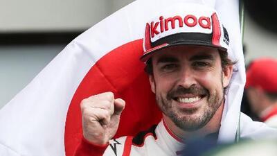 Fernando Alonso competirá en el Rally Dakar 2020