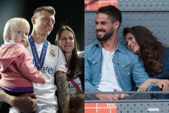 Algunas figuras del mundo del deporte que se alistan para un nacimiento en 2019