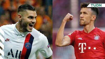 PSG y Bayern Munich ya están en Octavos de Final de Champions