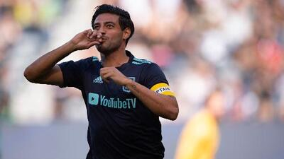 Carlos Vela, ilusionado por interés del Barcelona, pero... ¿volver a Europa?