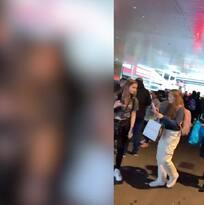 Policía responde a posible pelea entre decenas de adolescentes en centro comercial Queens Center
