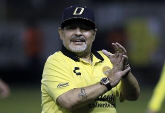 En fotos: Dorados y Maradona siguen soñando en grande