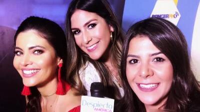 Chiqui Delgado provocó lágrimas en una joven periodista que sueña triunfar en televisión como ella