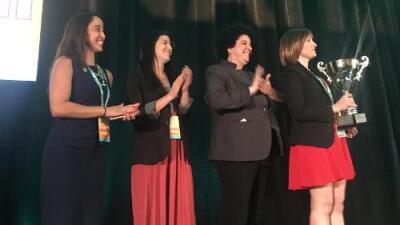 Univision gana dos Premios Ñ en el marco de la conferencia anual de la Asociación Nacional de Periodistas Hispanos